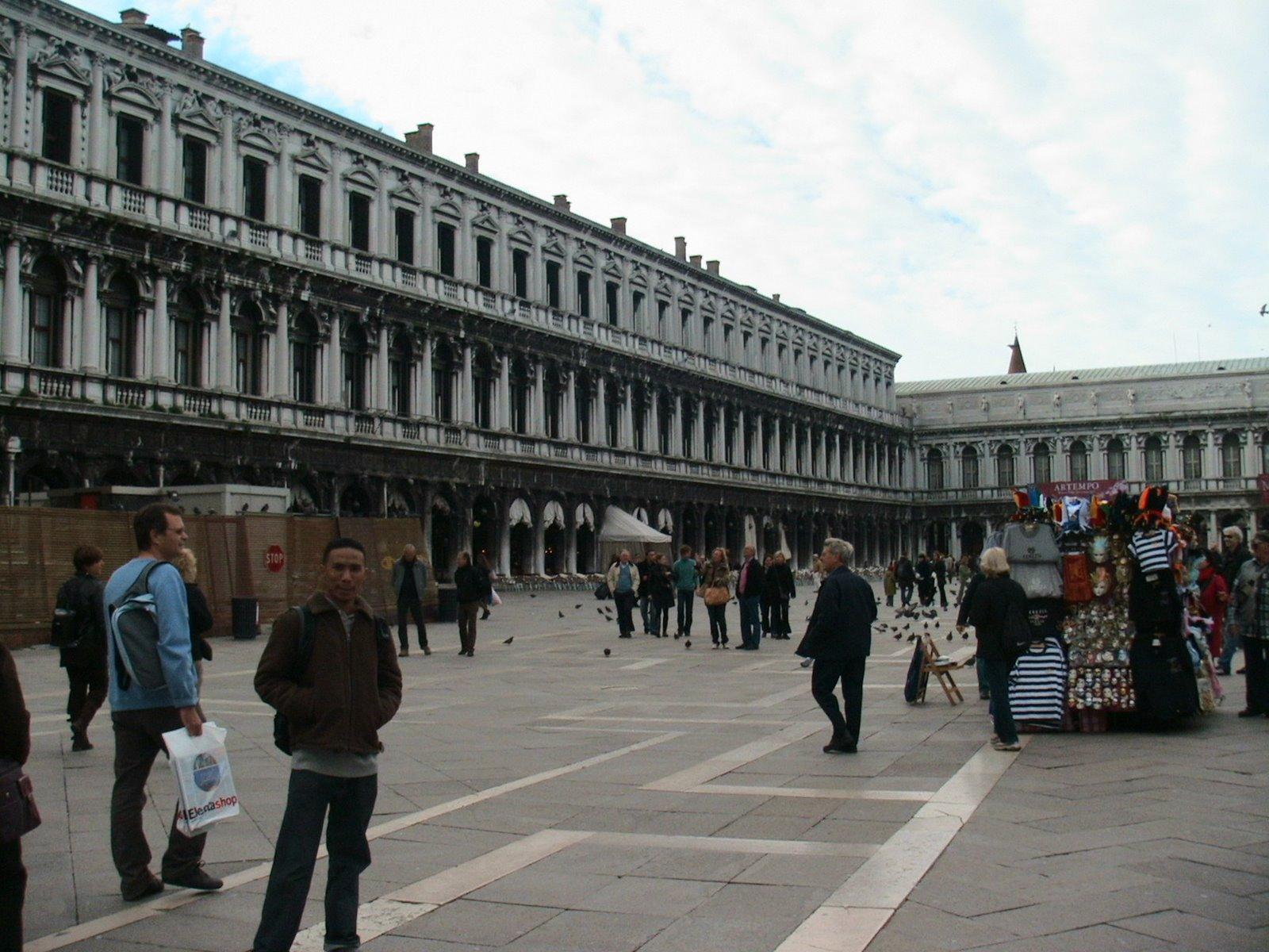 Teringat Venice 2007
