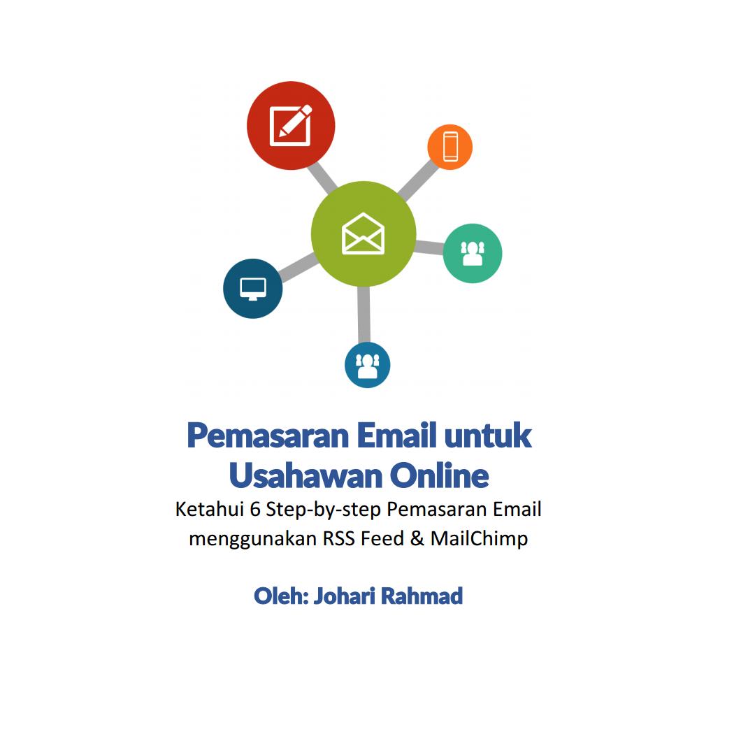 (Ebook Percuma) Cara Membuat Pemasaran Email